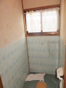 トイレ完成1